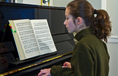 teen+playing+piano